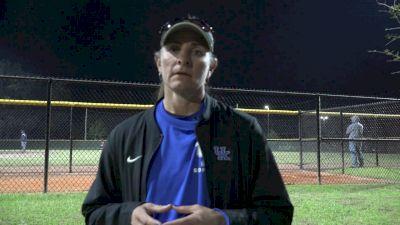 Kentucky Head Coach Rachel Lawson On What She Looks Forward To Bringing Into Tomorrow