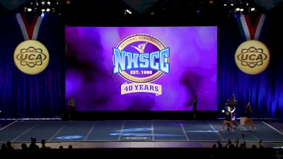 DeSoto Central High School [2020 Medium Varsity Division I Semis] 2020 UCA National High School Cheerleading Championship
