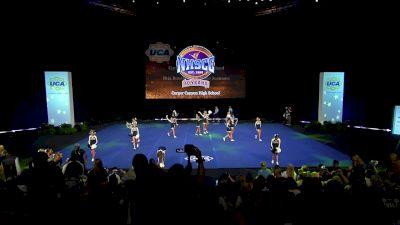 Corner Canyon High School [2020 Small Junior Varsity Prelims] 2020 UCA National High School Cheerleading Championship