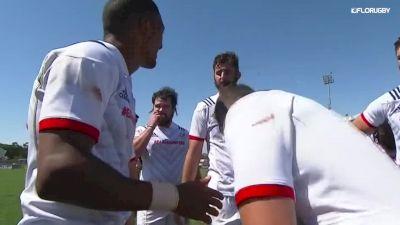Marcel Brache Gives Team Talk In 2nd Half
