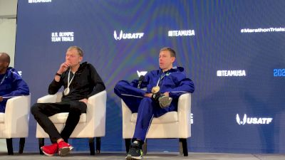 Galen Rupp Discusses His Move That Broke The Field