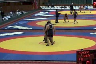 2009 Ivan Yarygin Memorial Grand Prix Steve Mocco USA) v. Ali Isaev (AZE)