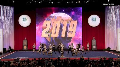 A Look Back At The Cheerleading Worlds 2019 - International Open Small Coed L5 Medalists