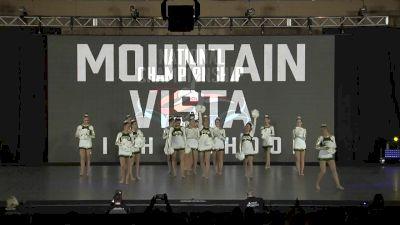 Mountain Vista High School [2020 Large Varsity Pom Prelims] 2020 NDA High School Nationals