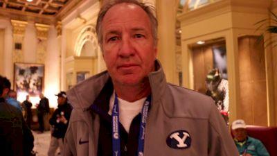 Ed Eyestone Says Uninterrupted Training Helped Jared Ward Run 2:09