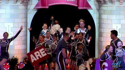 Bullitt Central High School [2019 Small Varsity Coed Finals] 2019 UCA National High School Cheerleading Championship