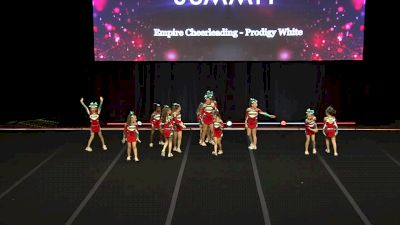 Empire Cheerleading - Prodigy White [2019 L1 Small Youth Wild Card] 2019 The D2 Summit