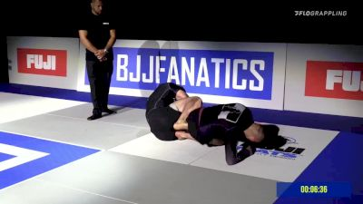 Aaron Tex Johnson Punches William Tackett at BJJ Fanatics