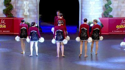 Bearden High School [2020 Medium Pom Finals] 2020 UDA National Dance Team Championship
