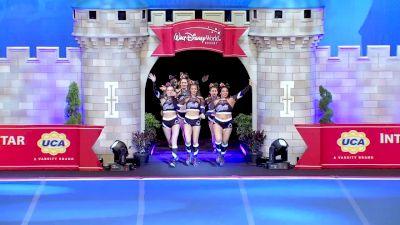 The California All Stars - Las Vegas - Aces [2020 L6 Senior Open Coed - Small] 2020 UCA International All Star Championship