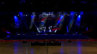 Texas Elite - Royal Guns [2021 L2 Senior D2 Day 2] 2021 ACA All Star DII Nationals