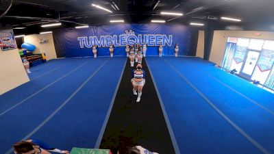 Tumble Queen - Snap 6 [L6 Senior Coed Open - Small] 2021 NCA All-Star Virtual National Championship