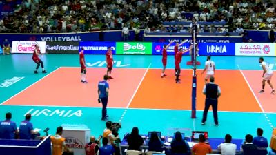 Saeid Marouf - What Makes A Perfect Setter
