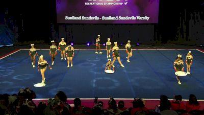 Suniland Sundevils - Suniland Sundevils Varsity [2020 L1 Performance Rec - Affiliated (18Y)] 2020 The Quest