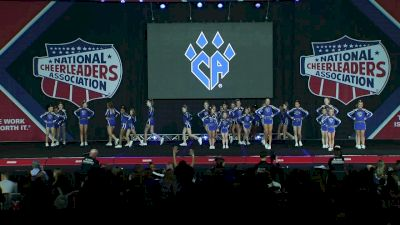Cheer Athletics Lions [2020 L3 Medium Youth Day 1] 2020 NCA All-Star Nationals