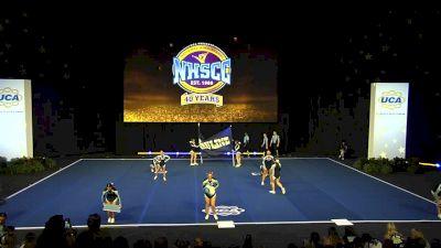 Ursuline High School [2020 Junior Varsity Non Tumbling Finals] 2020 UCA National High School Cheerleading Championship