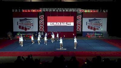 Lander University [2019 Intermediate All-Girl Division II Finals] 2019 NCA & NDA Collegiate Cheer and Dance Championship