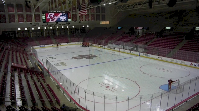 2019 UConn at Boston College | Hockey East Playoff Game 2