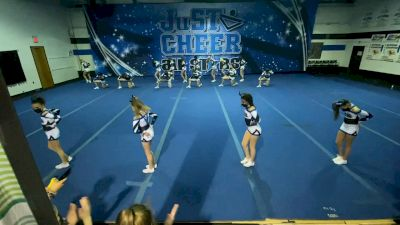 Just Cheer All Stars - Wildcats [L2 Junior - Small B] 2021 Varsity All Star Winter Virtual Competition Series: Event IV