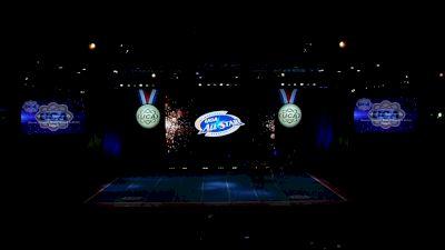 Ohio Cheer Explosion - C4 [2021 L4 Junior - D2 - Small Day 1] 2021 UCA International All Star Championship