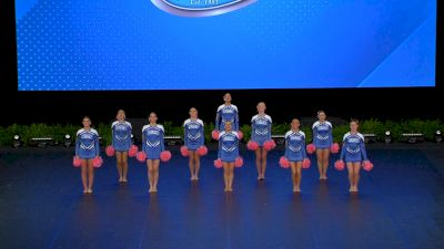 Papillion-La Vista South High School [2021 Small Varsity Pom Semis] 2021 UDA National Dance Team Championship