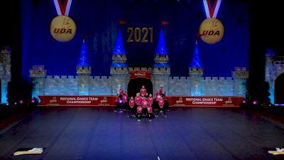 Christ Our King Stella Maris [2021 Junior High - Hip Hop Semis] 2021 UDA National Dance Team Championship