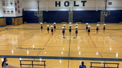 Wentzville-Holt High School [Medium Varsity - Pom Virtual Finals] 2021 NDA High School National Championship