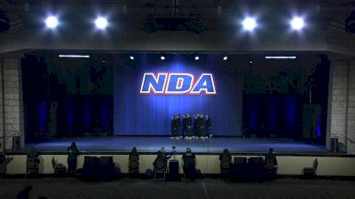 Dancin Bluebonnets [2021 Senior Small Contemporary/Lyrical Day 2] 2021 NDA All-Star National Championship