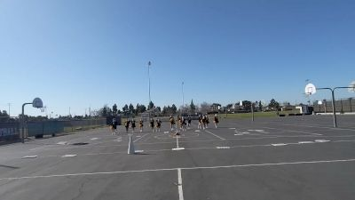 Marina High School [Game Day Varsity - Non-Building] 2021 UCA January Virtual Challenge