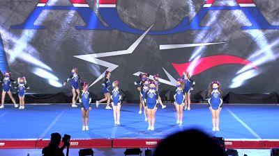 Cheer Athletics- Frisco - Starlites [2021 L2.1 Mini Prep Day 1] 2021 ACA All Star DI Nationals