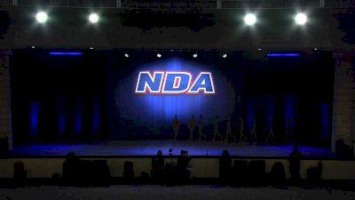 Level Up All Stars [2021 Senior Large Contemporary/Lyrical] 2021 NDA All-Star National Championship
