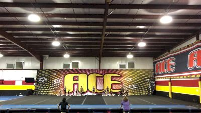 ACE Cheer Company Huntsville - Muscogees [L1.1 Tiny - PREP] Varsity All Star Virtual Competition Series: Event V