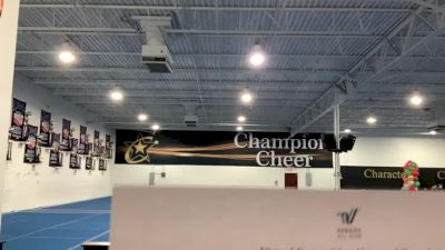 Champion Cheer - Sparklers [L1 Mini] 2020 America's Best Virtual National Championship