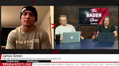 Pat Lugo On Burroughs vs Taylor
