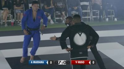 Victor Hugo vs Arnaldo Maidana Third Coast Grappling KUMITE VI