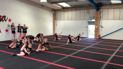 Enigma Cheerleading Academy - Enigma Junior [Junior 1] 2021 Virtual JAMfest Europe