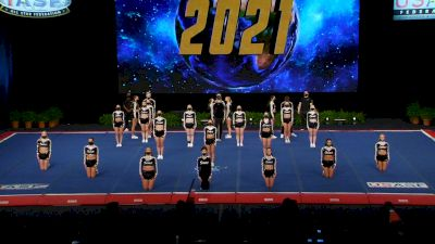Connect Cheer Northwest - Twilight [2021 L6 Senior Medium Coed Semis] 2021 The Cheerleading Worlds
