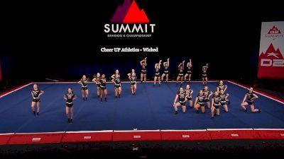 Cheer UP Athletics - Wicked [2021 L4.2 Senior - Medium Semis] 2021 The D2 Summit