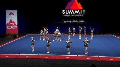 Legendary Athletics - Valor [2021 L4 Junior - Small Semis] 2021 The D2 Summit