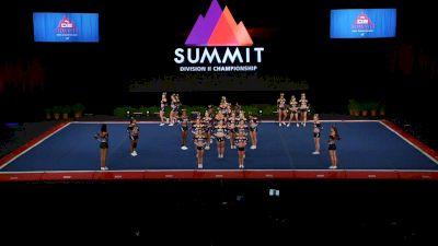 Zachary Cheer Athletics - Lady Red [2021 L3 Senior - Medium Semis] 2021 The D2 Summit