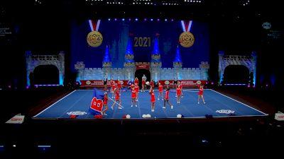 Vestavia Hills High School [2021 Small Junior Varsity Semis] 2021 UCA National High School Cheerleading Championship
