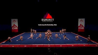 South Jersey Fire Cheerleading - Blaze [2021 L4.2 Senior Coed - Medium Wild Card] 2021 The D2 Summit