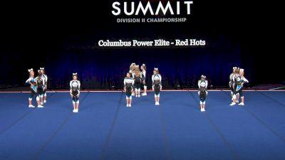 Columbus Power Elite - Red Hots [2021 L2 Senior - Small Wild Card] 2021 The D2 Summit