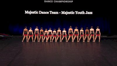 Majestic Dance Team - Majestic Youth Jazz [2021 Youth Jazz - Large Finals] 2021 The Dance Summit