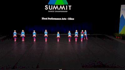 Pivot Performance Arts - Oikos [2021 Youth Pom - Small Semis] 2021 The Dance Summit