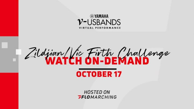Awards Ceremony: 2020 USBands Zildjian/Vic Firth Challenge