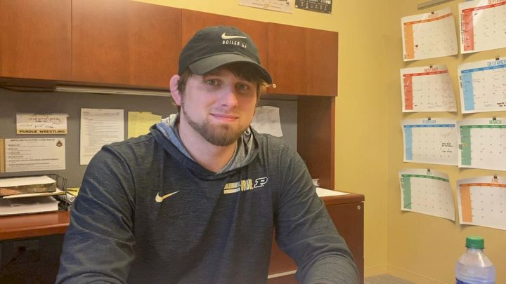 FULL INTERVIEW: Jake Sueflohn Brings Unique Experiences To Purdue Wrestling Family