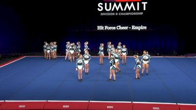 Hit Force Cheer - Empire [2021 L3 Junior - Medium Wild Card] 2021 The D2 Summit