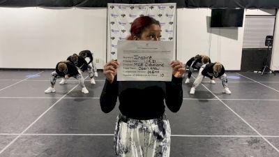 Midwest Cheer Elite Cleveland - Open Krew [Open Coed Hip Hop Elite] 2021 GSSA DI & DII Virtual Championship
