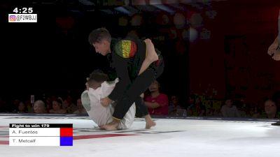 Chad Myers vs Robert Galvan | Fight To Win 179
